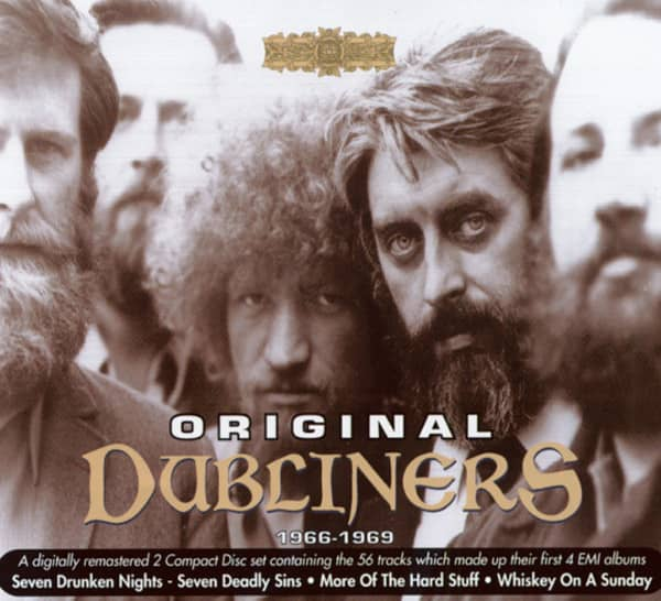 Original Dubliners 1966-69 (2-CD)