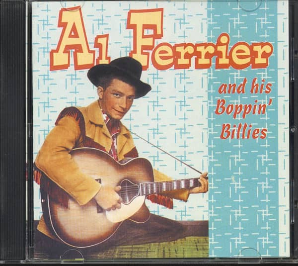 Al Ferrier And His Boppin' Billies (CD)