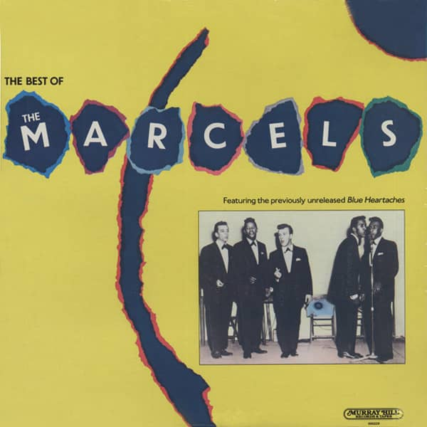 The Best Of The Marcels (Vinyl-LP)