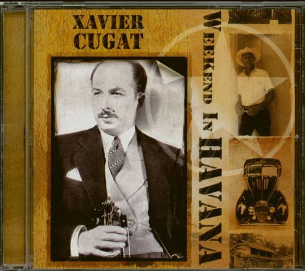 Weekend In Havana (CD)