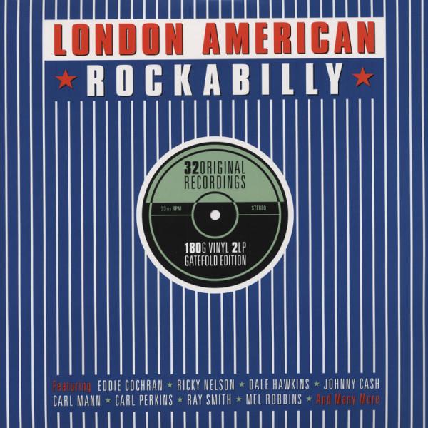 London American Rockabilly (2-LP 180g)