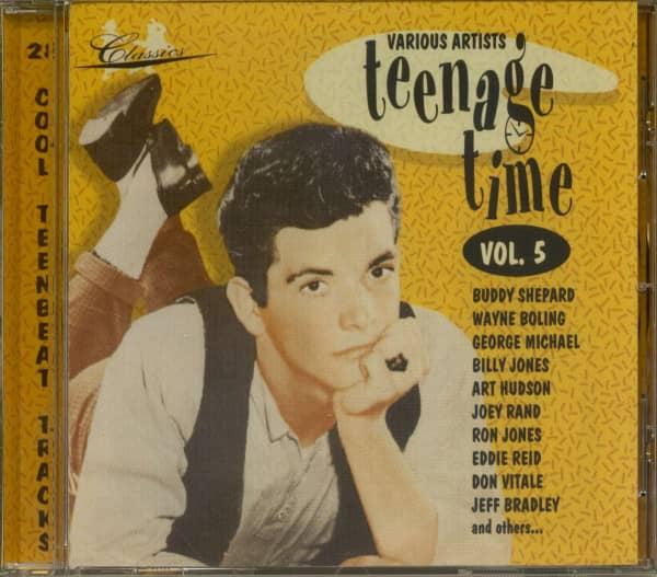 Teenage Time Vol.5 (CD)