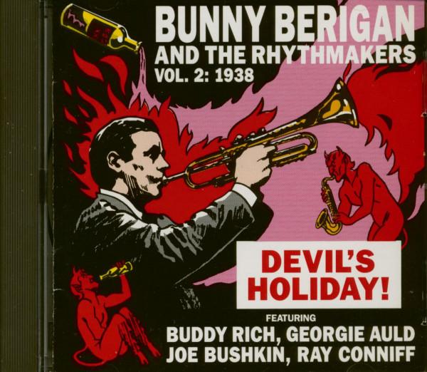Devil's Holiday (CD)