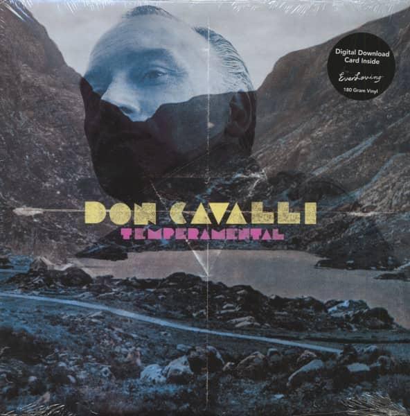 Temperamental (LP, 180g Vinyl & Download)