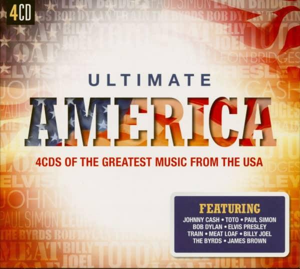 Ultimate America (4-CD)