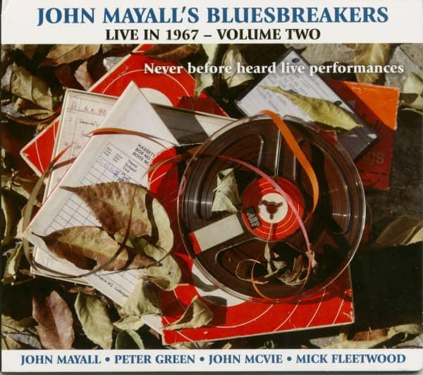 Live in 1967- Volume 2 (CD)