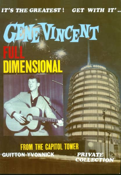 Guitton Yvonnick: Full Dimensional (Book #1)