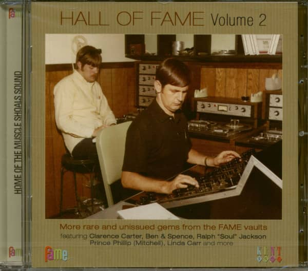 Hall Of Fame Vol.2 (CD)
