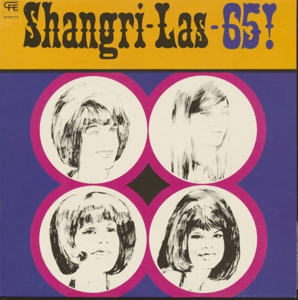 Shangri-Las 65 (LP)