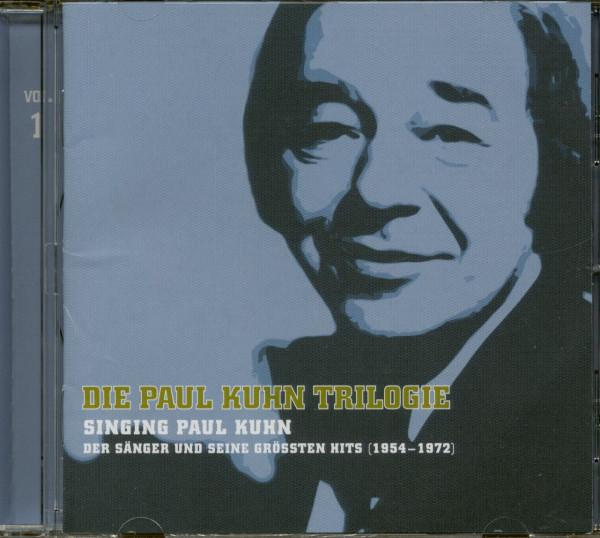Trilogie Vol.1 (1954-1972) - Singin Paul Kuhn (CD)