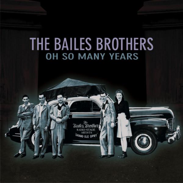 Oh So Many Years 1945-1947 (CD)
