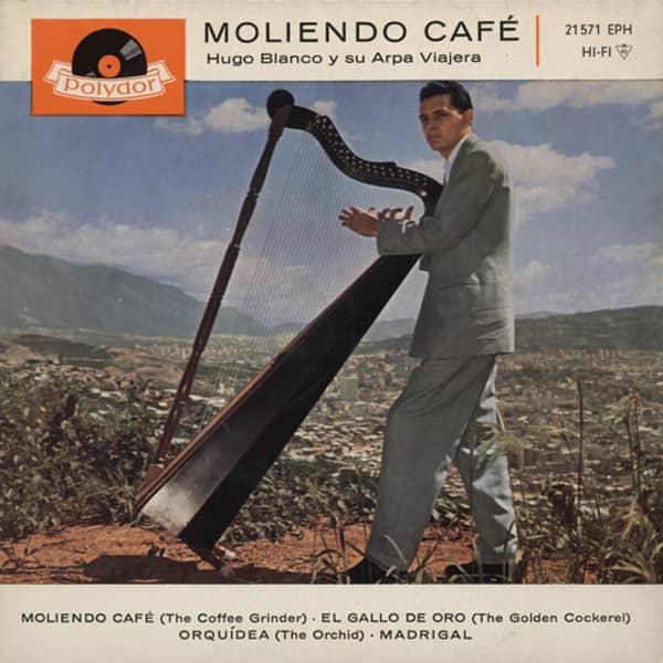 Moliendo Cafe 7inch, 45rpm, EP, PS 1962