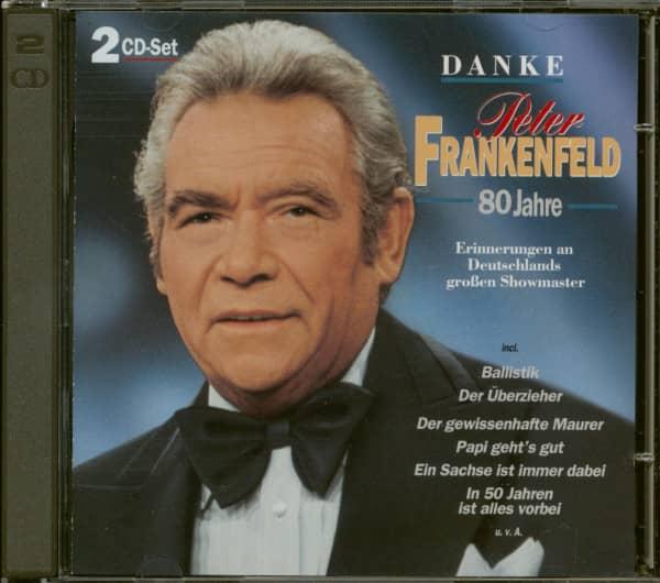 Danke - 80 Jahre (2-CD)