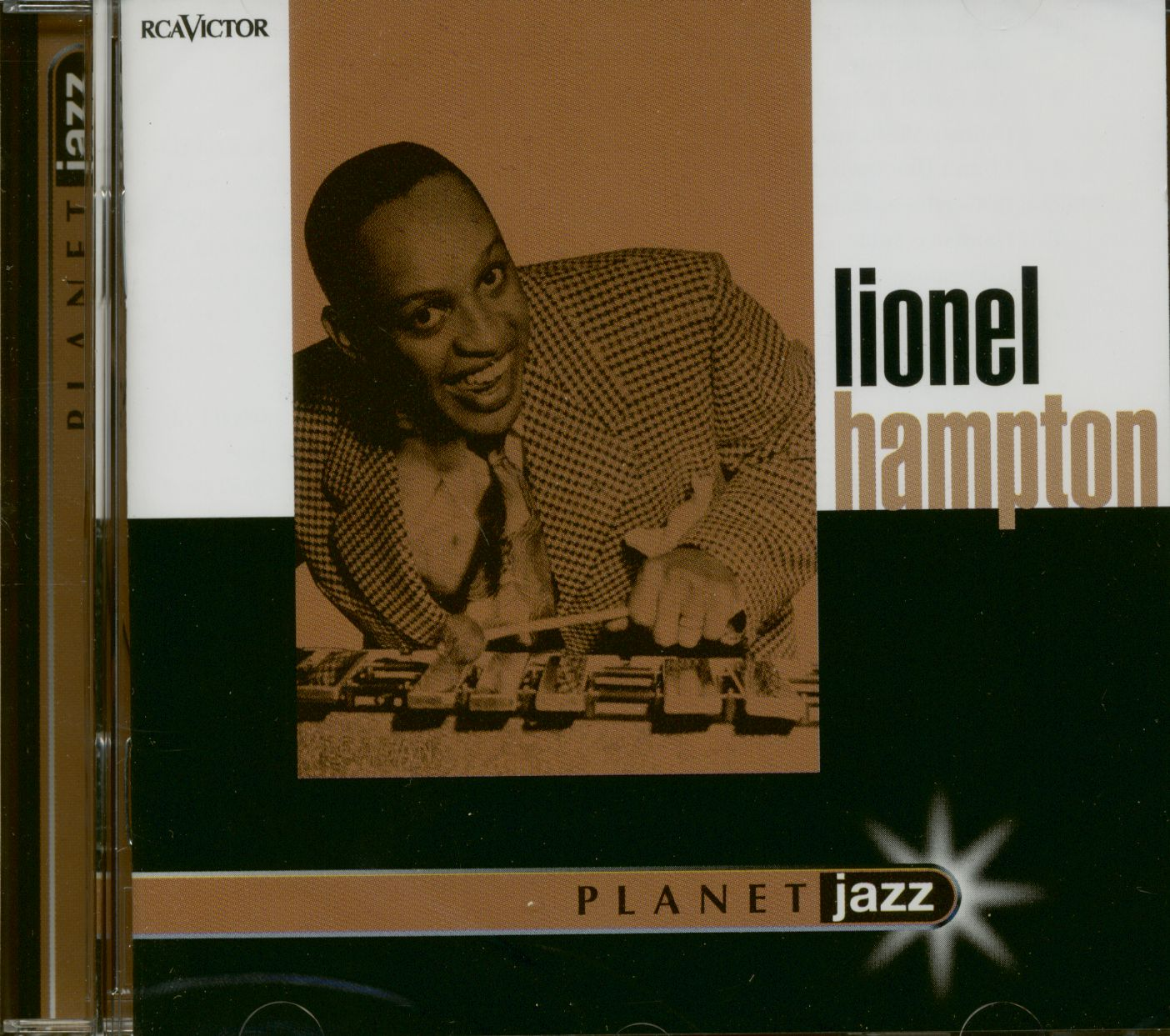 Lionel Hampton Cd Planet Jazz Cd Bear Family Records