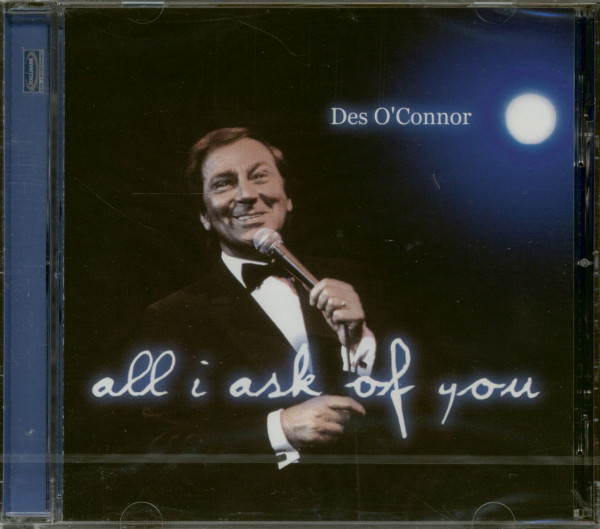 All I Ask Of You (CD)