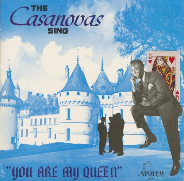 The Casanovas Sing - You Are My Queen (LP)