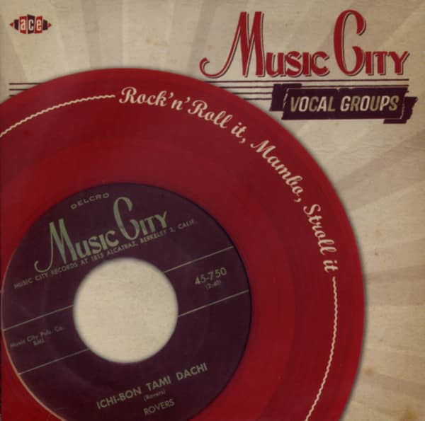 Music City Vocal Groups - Rock 'n' Roll It, Mambo, Stroll It