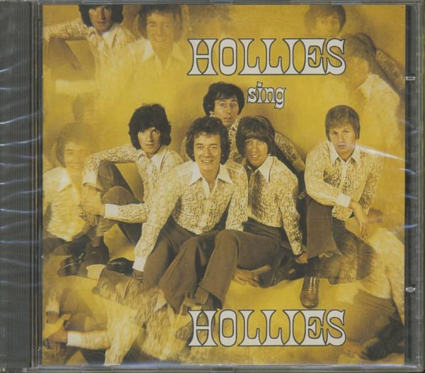 Hollies Sing Hollies (CD)