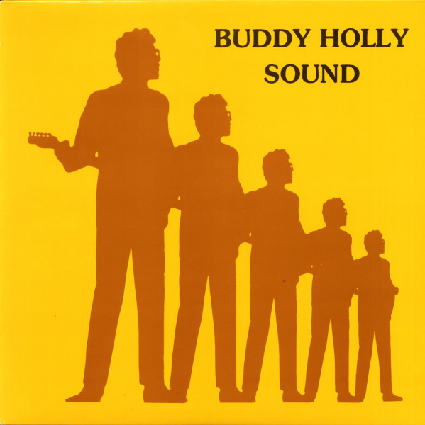 Buddy Holly Sound (LP)