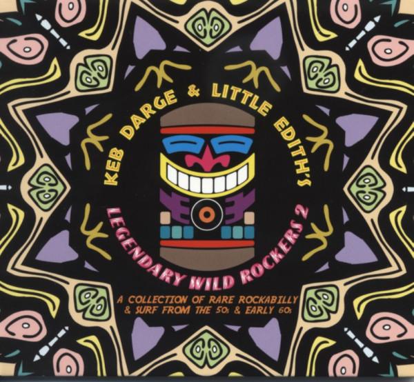 Vol.2, Legendary Wild Rockers (Keb Darge & Li