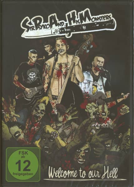 Welcome To Our Hell! (DVD)