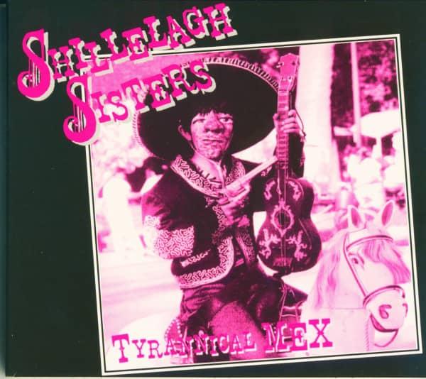 Tyrannical Mex (CD Album)