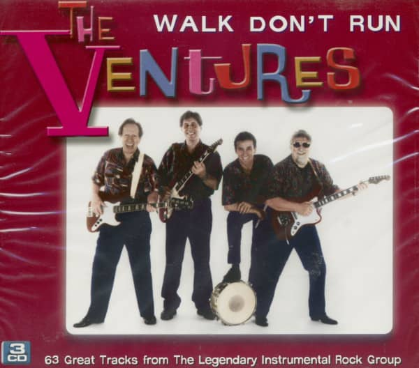 Walk Don't Run (3-CD)