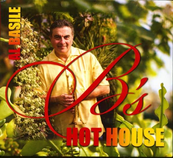 B's Hot House (CD)
