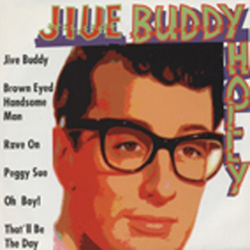 Jive Buddy (1992) - Heartbeat 77inch, 45rpm, PS