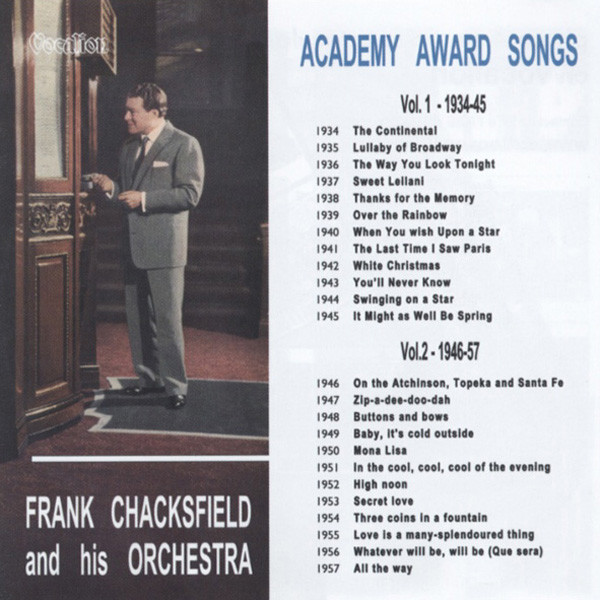 Academy Award Songs, Vol.1&2