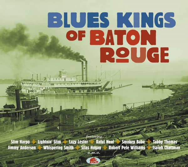 Blues Kings Of Baton Rouge (2-CD)
