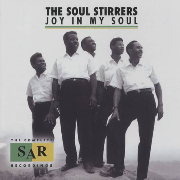 Joy In My Soul - The Complete SAR Recordings (2-CD)