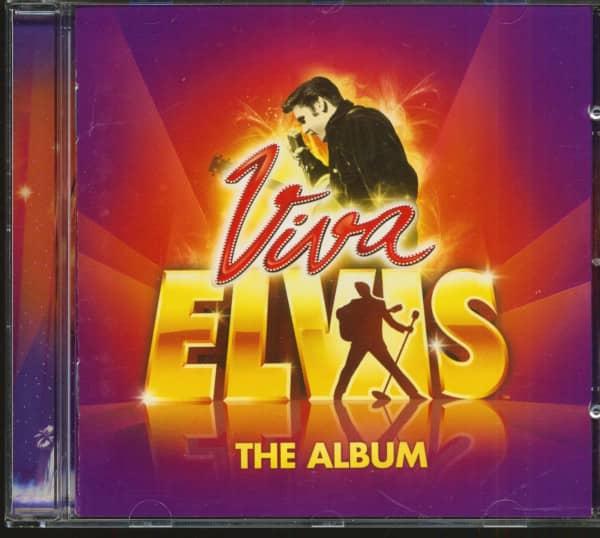 Viva Elvis - The Album (CD, French Edition)