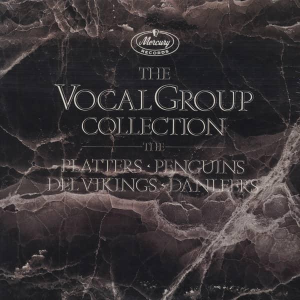 Mercury Vocal Group Collection (2-LP) Cut Out