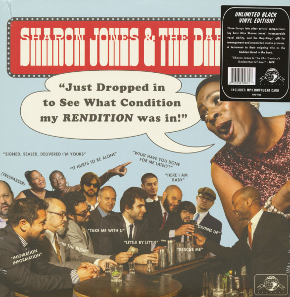 Just Dropped In To See What Condition My Rendition Was In (LP & MP3 Download)