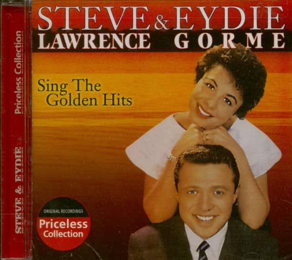 Sing The Golden Hits (CD)