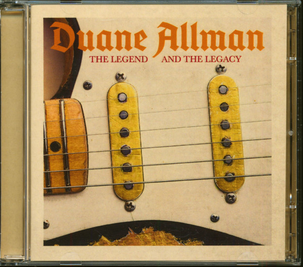The Legend And The Legacy (2-CD)