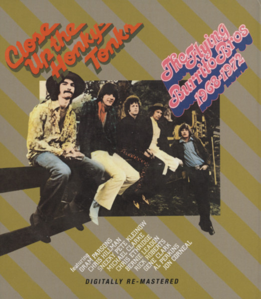 Close Up The Honky Tonks 1968-72