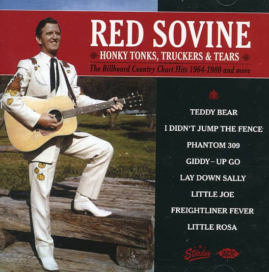 Honky Tonks, Truckers & Tears