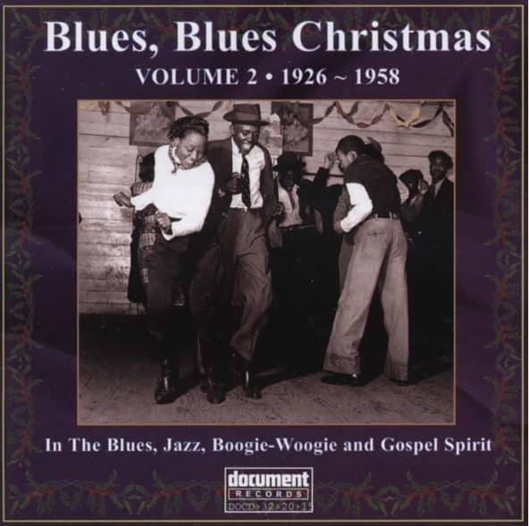 Blues, Blues Christmas Vol.1 (2-CD)