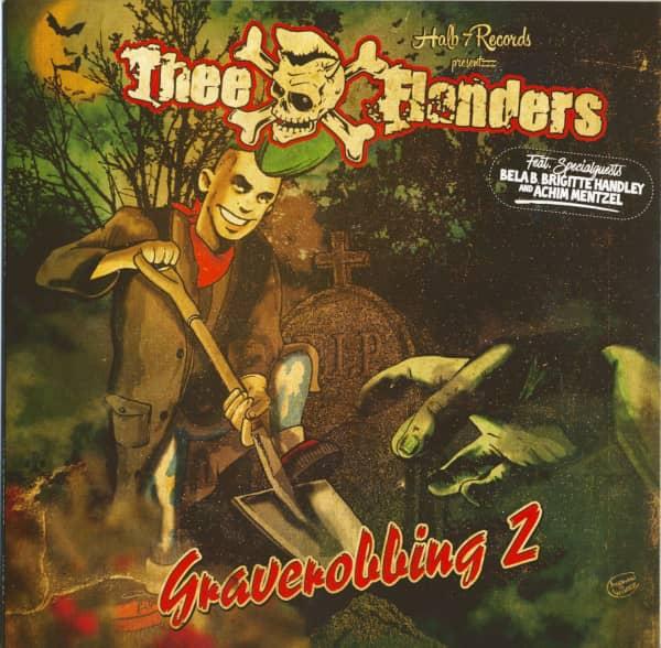 Graverobbing 2 (LP, Ltd.)
