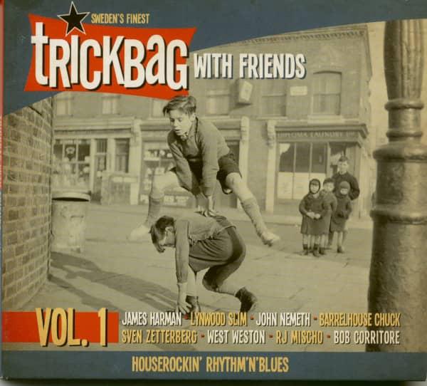 Trickbag With Friends - Vol.1 (CD)