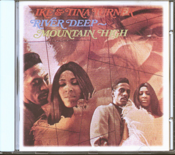 Ike & Tina Turner - Sonny Charles & The Checkmates, Ltd. (CD)