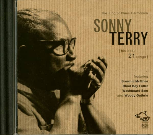 Sonny Terry - His Best 21 Songs