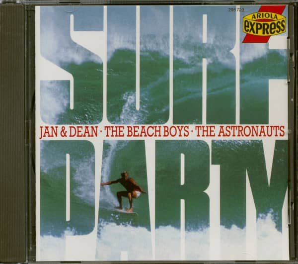 Surf Party (CD)