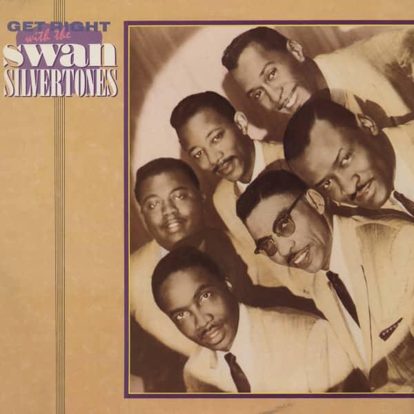Get Right With The Swan Silvertones (Vinyl-LP)