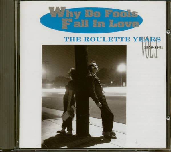 Why Do Fools Fall In Love - The Roulette Years Vol.1 (CD)