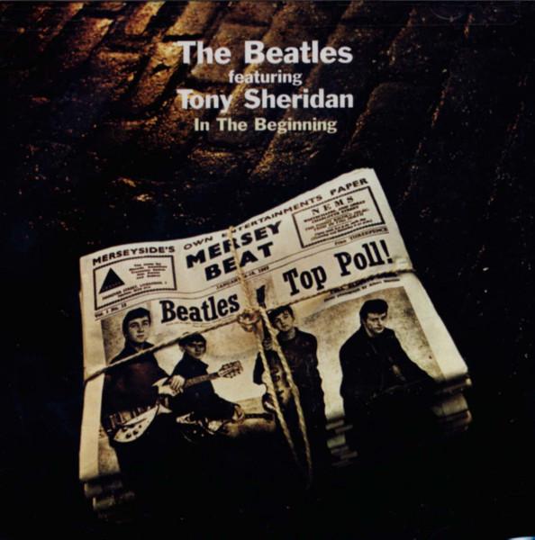 Feat.Tony Sheridan - In The Beginning (CD)