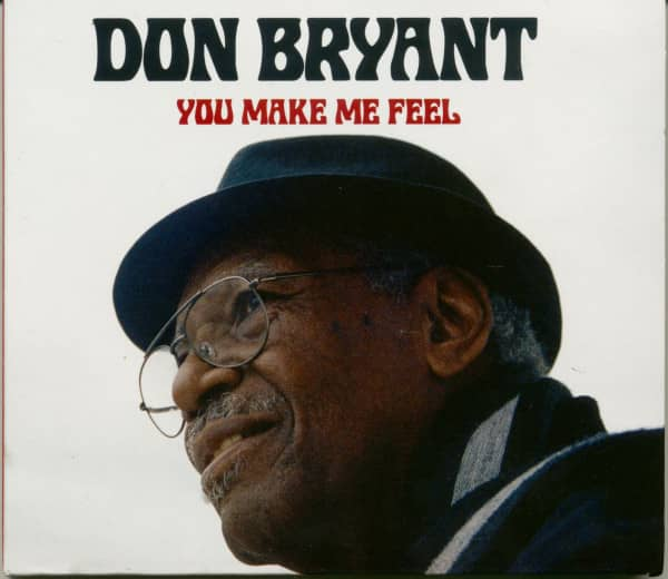 You Make Me Feel (CD)