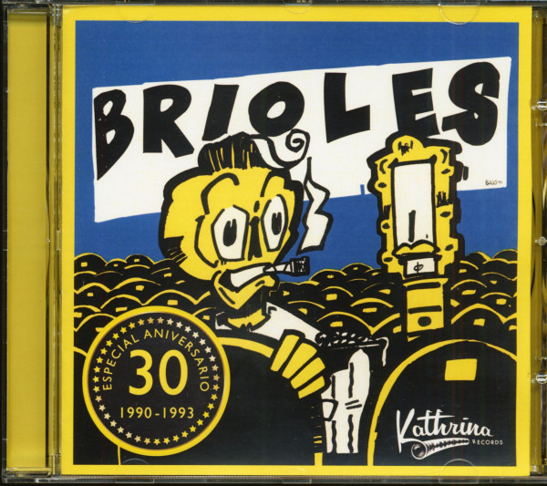 30th Anniversary 1990-1993 (CD)